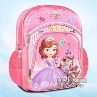 Stok Terbaru Tas Anak Sekolah Tk Ransel Backpack Sofia The First
