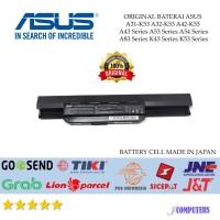 Original Baterai Asus A43 A43E A43S A43JC A43J A43U A43SD A43SA A43SM
