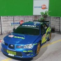 Mini RC Auldey Subaru Impreza WRC