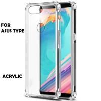 Asus Zenfone Max Pro / M1 / M2 Case Anti Crack Fiber Casing Hard Soft