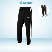SFIDN FITS Trainflex Celana Training Jogger Lari Olahraga Gym Fitness - S