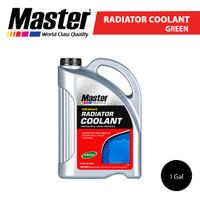 Master Radiator Coolant Premixed Green 1 Gal