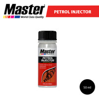 Master Petrol Injector Fuel System Cleaner 50ml