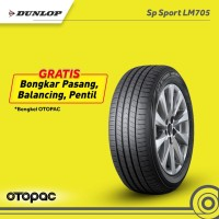 Ban Mobil Avanza Xenia DUNLOP 185/70 R14 SP Sport LM705