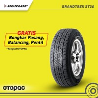 Ban Mobil Terios Rush Dunlop Grandtrek ST20 2I5/65 R16 SR
