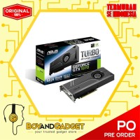ASUS GeForce GTX 1070 8GB Turbo Edition 4K & VR Ready Ori & Termurah !
