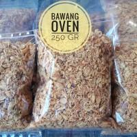 Bawang Goreng Oven 250 gr Murah
