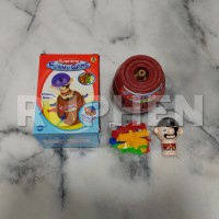 Pirate Barrel Kecil Mainan Unik Black Beard King Roulette Lucky Game