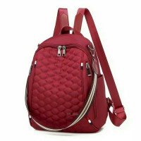 Tas Ransel Wanita Import Batam Backpack Wanita Remaja Multifungsi