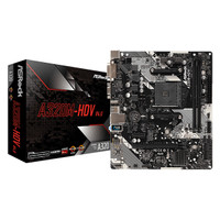 Asrock Mobo/Motherboard A320M-HDV R4.0