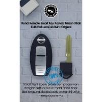 Kunci Remote Smart Key Keyless Nissan Xtrail ID46 Frekuensi 433Mhz Ori
