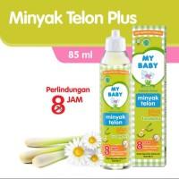 Minyak Telon My Baby 85 ml