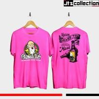 Kaos baju pink orang tua atasan cowo fashion pria distro murah ot12