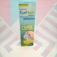 Rohto eyeflush 150ml cairan steril pencuci mata
