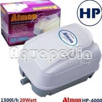 TERLARIS ATMAN HP4000 POMPA UDARA AIR BLOWER PROMO