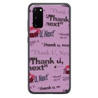 Hardcase Samsung Galaxy S20 Thank You Next Ariana Grande L2723