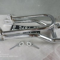 SWING ARM RX KING OVAL BANANA CROM tools
