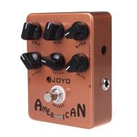 JOYO JF-14 Pedal Efek Gitar Elektrik American Sound Simulator Sound