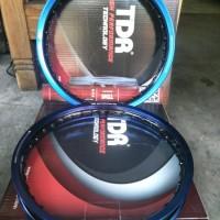Velg ring 14 TDR uk 140 160 hitam biru tools