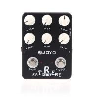 JOYO jf-17 Pedal Efek Gitar Elektrik Extreme Metal Distortion