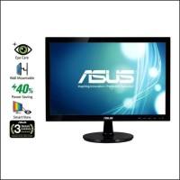 BERGARANS ASUS VS197DE 18.5 Monitor, 1366x768, D-Sub PROMO SPECIAL