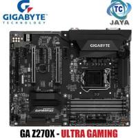 Obral Motherboard Intel LGA 1151 Gigabyte GA Z270X - Ultra Gaming