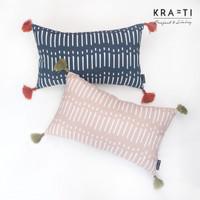 Bantal Sofa / Bantal Motif abstract / Bantal 30x50cm (Sarung + Bantal)