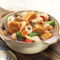 Home Meal Kit - Claypot Tofu