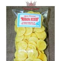 Arai Pinang Rohana Kudus, snack khas Padang