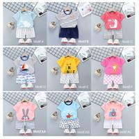 Baju Bayi / Kaos Anak / Setelan Pendek Bayi / Kaos Bayi Lucu