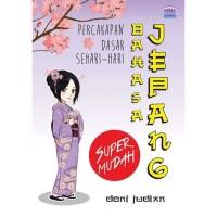 Buku Percakapan Dasar Bahasa Jepang Sehari-hari oleh Doni Judian