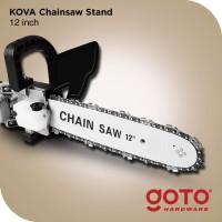 Kova Electric Chain Saw Stand Dudukan Gergaji Mesin Gerinda 12 inch