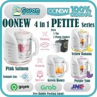 OONEW Baby Food processor 4 in 1 / Mpasi Bayi / Petite Series