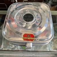 Oven Listrik 600W watt Baking Pan Leger Utama Bakaran Kue Lapis