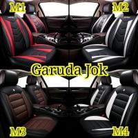 Sarung Jok Mobil Apv Gx Apv Arena Apv Luxury Bahan Ferari Myo Medium