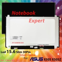 Led Lcd laptop 15.6 Slim 30 Pin Small Frame For asus X505 X505Z