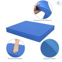 Latihan Keseimbangan Fw-lembut Balance Pad Foam untuk