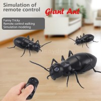 F&D Infrared Remote Control Simulation Ant Terrifying Toy RC Animal