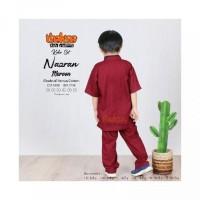 Imeldamall Pakaian Pria Koko Anak Nazran By Thaluna Kids Setelan Baju