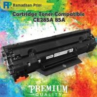 Cartridge Toner HP 85A CE285A Printer Laserjet Canon LBP-6030 LBP 6030
