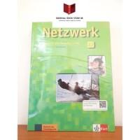 Netzwerk A2 Buku Pelajaran Bahasa Jerman Katalis 1 Set 2 Buku 2CD