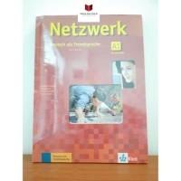 Netzwerk A1 Buku Pelajaran Bahasa Jerman Katalis 1 Set 2 Buku ORI
