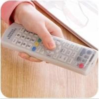 Sarung Remote Kontrol TV, Remote AC, Bahan Silikon 16 X 5.5 cm