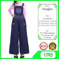 Gamis Anak Overall Jumpsuit Baju Kodok anak bahan jeans Baju Musllim