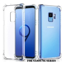 Samsung M10 M20 Note 2 3 4 5 8 9 10 Plus Case Anti Crack Fiber Casing