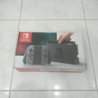 Nintendo Switch Grey Fullset