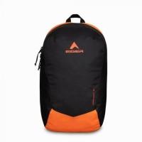 Tas Backpack Ransel Mini Eiger Marmoset 1FA 10L Hitam Oren Original