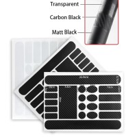 Stiker Pelindung Frame Sepeda Motor Frame Guard Sticker Set MTB