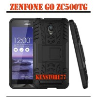 Case Asus Zenfone Go ZC500TG 5 Inch casing back cover RUGGED ARMOR