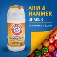 Arm and Hammer - Pure Baking Soda Shaker 340gr